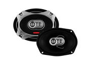 "Cadence Acoustics Momentum Series CS3.69, 6x9"" 700 Watt Peak Power 3-Way Car Speaker System"