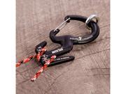 NITE IZE MC9L-02-01 Biner Knot Replacement, 4-1/2 In., Alumnm