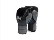 Everlast Protex2 EverGel 16OZ Training Gloves Black XL 3116GLLXL