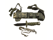Ontario Knife Co ASEK Survival Military Knife System FG/UC