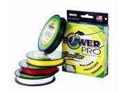 Power Pro Micro Braid Fishing Line 21100300300E 30 lb X 300 Yd Green