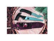 Outdoor Edge Trophy Pak Combo Leather Sheath