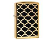 Zippo Fence Design Lighter 28675