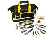 Great Neck 31Pc Essentials Around the House Tool Set w Bag 21044