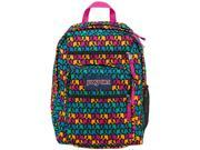 Jansport Superbreak Black Ele Fancy T50109Z