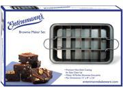 BROWNIE MAKER SET Dura-Kleen Baking Sheets ENT49004 687929490046