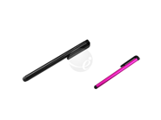eForCity Pink & Black Pack LCD Screen Metal Stylus Pen For Kindle Fire HD 8.9 Touch