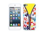 Apple iPod Touch 5th Gen/6th Gen Case, eForCity Butterfly TPU Rubber Candy Skin Case Cover Compatible With Apple iPod Touch 5th Gen/6th Gen