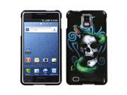 MYBAT Phone Protector Case compatible with Samsung© I997 (Infuse 4G), Tribal Snake