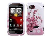 MYBAT Spring Flowers Phone Protector Cover for HTC ADR6425 (Rezound)
