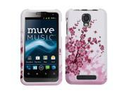 MYBAT Spring Flowers Phone Protector Cover for ZTE V8000 (Engage)