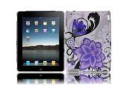 HRW for iPad 3 iPad HD Design Cover - Violet Lilly