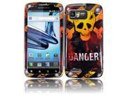 HRW for Motorola Atrix 2 MB865 Design Cover - Danger