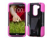 ASMYNA Hot Pink Inverse Advanced Armor Stand Protector Cover For LG G2 mini 9SIA1MR3G87754