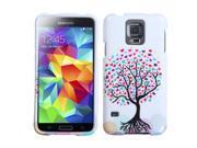 Valor Samsung Galaxy S5 Case - Love Tree Phone Protector Case Cover for Samsung Galaxy S5 SV 9SIA33863H2207