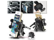 Car Vent Mount Holder For Nexus 5X 5P HTC EVO 4G Droid Incredible