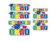 Congrats Grad Auto-Clings 9SIA2K34T65348