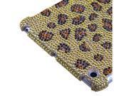 MYBAT Gold Leopard Diamond SmartSlim Back Cover Case Compatible With Apple® iPad Mini iPad mini with Retina display iPad Mini 2 by ApexGears