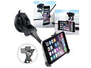 eForCity Car Windshield Cell Phone Holder Suction Cup Mount with Plate for Apple iPhone 6 Plus (5.5-inch) 9SIA0PG3HC6820