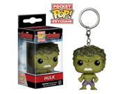 Pocket POP Keychain Marvel Avengers: Age Of Ultron - Hulk Vinyl Action Figure Toy 9SIA0PG3R81014