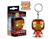 Pocket POP Keychain Marvel Avengers: Age Of Ultron - Iron Man Vinyl Action Figure Toy 9SIA0PG3R81040