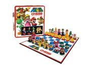 Nintendo Board Game Super Mario Chess With Mini Action Figure Toy 9SIA0PG3RS6689