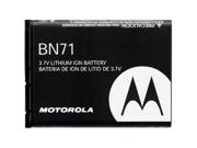 New OEM Motorola BN71 Battery for Barrage V860 - SNN5836A