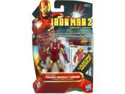 Iron Man 2 Movie Concept Series 4 Inch Action Figure 9SIA2SN3GS8675