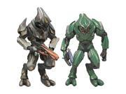 Halo Reach Series 3 Elite Officer & Ultra Action Figures 9SIAD245E13440