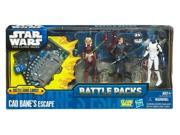 Star Wars Cad Bane's Escape Battle Pack