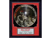 Bill Haley Rock Around The Clock Picture Disc Film Cell