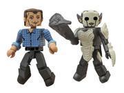 Thor 2: Series 53 Selvig and Dark Elf Minimate Action Figures 9SIA0PN18V1727