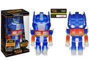 Optimus Prime Clear Glitter Hikari Sofubi Vinyl Figure 9SIV16A6724645