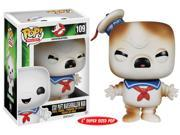 Ghostbusters Toasted Stay Puft Marshmallow Man 6-Inch Pop! Vinyl Figure 9SIA0R957Y6033