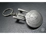 Star Trek U.S.S. Enterprise NCC-1701-D Key Chain 9SIA0PN2TF2566