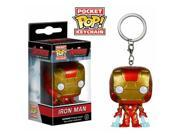 Pocket Pop! Vinyl Iron Man Keychain by Funko 9SIAA763UH2619