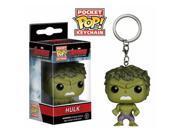 Pocket Pop! Vinyl Hulk Keychain by Funko 9SIAA7640R8243