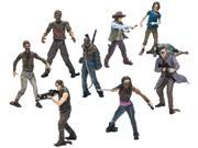 The Walking Dead TV Blind Bag Figures (Humans and Walkers Will Vary)
