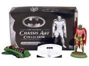 Batman Chassis Art Collection 1950 Mothmobile Figure