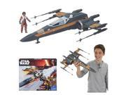 Star Wars: The Force Awakens Vehicle Poe Dameron's X-Wing 9SIA3G63GR8814