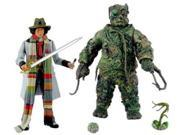 Doctor Who Seeds of Doom Action Figure 2 Pack Fourth Doctor and Krynoid 9SIA0PN0ME5146