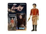 Firefly Malcolm Reynolds ReAction 3 3/4-Inch Retro Action Figure 9SIA01920H8758