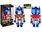 Transformers Metallic Optimus Prime Hikari Vinyl Figure 9SIV16A66W6260