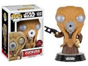 Toy Wars Exclusive Star Wars Zuckuss Pop! Vinyl Figure 9SIA0PN4RB9181