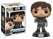 POP Star Wars Rogue One Capt Cassian Andor by Funko 9SIA6SV4VU7271