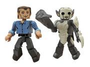Thor 2: Series 53 Selvig and Dark Elf Minimate Action Figures 9SIAD2459Y0973