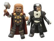 Thor 2: Series 53 Thor and Malekith Minimate Action Figures 9SIA0PN18V1452