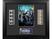 The Avengers Double Film Cell - Hulk Captain America Iron Man Thor 9SIA0PN7778160