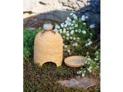 River Stone Toad House Yellow