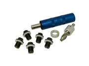 Lisle Corp. Lisle Corp. PLUG GASKET SET OF 5 LIS58650